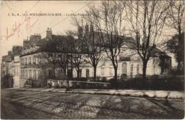 CPA BOULOGNE-sur-MER - La Sous Pretecture (129743) - Francia