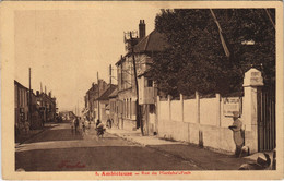 CPA AMBLETEUSE - Rue Du Marecha-Foch (129750) - Francia