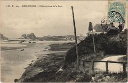 CPA AMBLETEUSE-L'Embouchure De La Slack (129753) - Francia