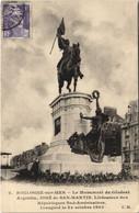CPA Boulogne-sur-Mer-Monument Du General Argentin Jose De San-Martin (129754) - Francia