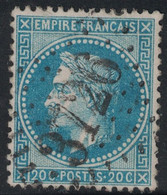 EMPIRE - N°29 - OBLITERATION - GC3726 - ST LOUP-S-AUJON - HAUTE MARNE - COTE 11€. - 1849-1876: Periodo Classico