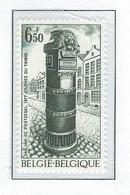COB  1852-V2   (MNH) - Abarten (Katalog COB)