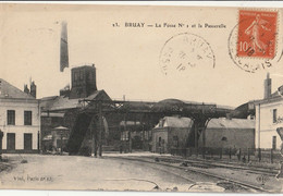 BRUAY  La Fosse N°1 Et La Passerelle - Francia
