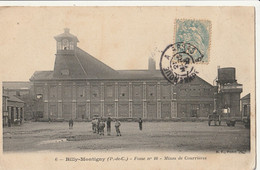 BILLY MONTIGNY  Fosse N° 10 - Mines De Courrières - Francia
