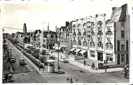 Knokke A/Zee S/Mer - Avenue Lippenslaan (Prince's Hotel Oldtimer) - Knokke