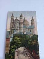 Carte Postale De  WORMS à.rh. Dom. - Postkaarten