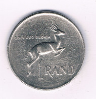 1 RAND 1977  ZUID AFRICA /8511/ - Sud Africa