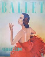 Balletto - Rivista Fotografica Opera Ballet N. 9 Par Serge Lido - 1959 I. Lidova - Boeken, Tijdschriften, Stripverhalen