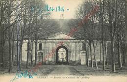 62.  FREVENT .  Entrée Du Château De Cercamp . - Francia