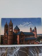 Carte Postale De   WORMS   DOM - Postkaarten
