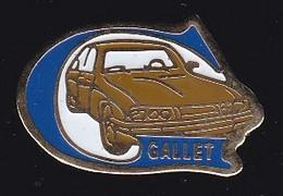 67785-Pin's. Jean-Michel GALLET .Citroen SM. - Citroën