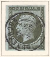 N° 11 - O - - 1853-1860 Napoléon III.
