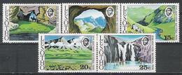 Lesotho N° 280/84 Yvert NEUF * - Lesotho (1966-...)
