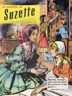 LA SEMAINE DE SUZETTE- N° 70- 26 MARS 1959-   RADIO LUXEMBOURG  ANDRE BOURRILLON-GUY BERTRET JACQUES LEDRAIN VOITURE - Zonder Classificatie