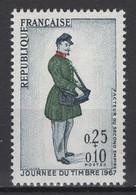 France: 1967. Y&T 2020. N° 1516 TP **, MNH, Neuf(s) - Neufs