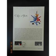 Document Officiel La Poste - Charles De Gaulle - Postdokumente