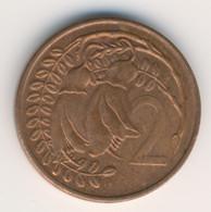 NEW ZEALAND 1982: 2 Cents, KM 32.1 - Nieuw-Zeeland