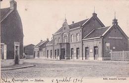 QUAREGNON           STATION          PRECURSEUR           EN VENTE SUR 5 SEMAINES - Quaregnon