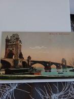 Carte Postale De   WORMS  à.rh  ERNST LUDWIGBRUKE - Postkaarten