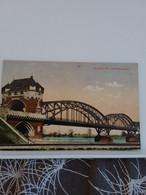 Carte Postale De  WORMS à.rh EISENBAHNBRUCKE - Postkaarten