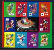 "FRANCE: Bloc ""FRANCE 1998"", Neuf** - Sheetlets"
