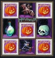 "FRANCE: Bloc ""Halloween"", Neuf** - Sheetlets"