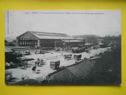 Brest ,vue Générale Gare De L'Ouest - Brest