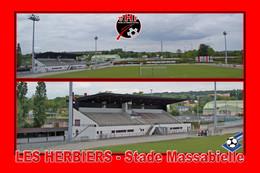 Les Herbiers (85 - France) Stade Massabielle - Stadiums