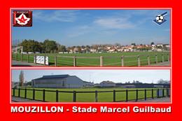 Mouzillon (44 - France) Stade Marcel Guilbaud - Stadiums