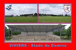 Vihiers (49 - France) Stade Du Domino - Other Municipalities