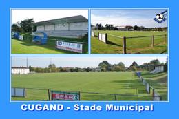 Cugand (85 - France) Stade Municipal - Stadiums