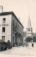 VAL D'AJOL-88-HOTEL DES VOSGES - Sonstige Gemeinden