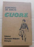 CUORE, Di Edmondo De Amicis, Malipiero, 1965 - Libri, Riviste, Fumetti