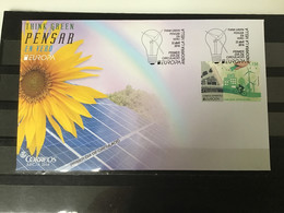 Andorra / Andorre - Postfris / MNH - FDC Europa, Denk Groen 2016 - Unused Stamps