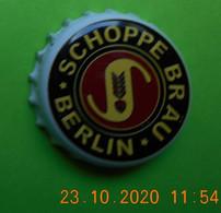 1 Capsule De Bière   SCHOPPE  BRAU  BERLIN - Beer