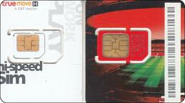 2 X Thailand  Phonecard GSM Card TRUE Mint - Thailand