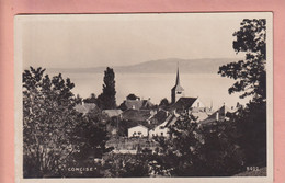 OUDE POSTKAART  -  ZWITSERLAND - SCHWEIZ -    SUISSE - CONCISE - VD Vaud