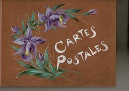 288 CPA  Dans Un Bel Album Ancien En Bon état. Grande Variété De Thèmes. Voir 24 Pages Scannées. - 100 - 499 Postkaarten