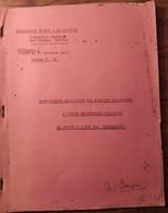 L'équipement économique Des Colonies Françaises_Afrique Occidentale Française_secrétariat D'État Aux Colonies_1940 - Boeken, Tijdschriften, Stripverhalen