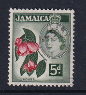 Jamaica: 1956/58   QE II - Pictorial   SG165    5d     Used - Jamaica (...-1961)
