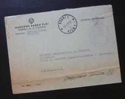 Yugoslavia 1960 Cover Sent From Kranj Slovenia To Beograd Serbia  CA34 - Slovenia