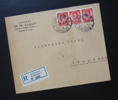 Yugoslavia Cover Sent From Ljubljana Slovenia To Beograd Serbia  CA36 - Slovenia