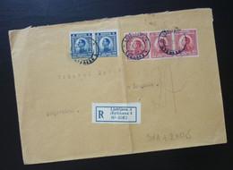 Yugoslavia 1925 Cover Sent From Ljubljana Slovenia To Beograd Serbia  CA45 - Slovenia
