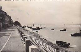 80 - SAINT-VALERY-SUR-SOMME - Les Quais Aux Grandes Marées D'équinoxe - - CPSM - Saint Valery Sur Somme