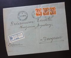 Yugoslavia 1939 Cover Sent From Donji Miholjac Croatia To Beograd Serbia  CA57 - Slovenia