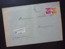 Yugoslavia 1939 Cover Sent From Donji Miholjac Croatia To Beograd Serbia  CA58 - Slovenia