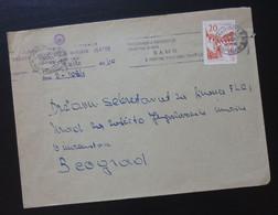 Yugoslavia 1960 Cover Sent From Maribor Slovenia To Beograd Serbia  CA62 - Slovenia