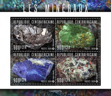 Centrafrica 2020, Minerals, BF - Minerals