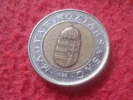 ANTIGUA MONEDA COIN PIÈCE MONNAIE 1998 FLORIN FORINT FORINTO HUNGRÍA 100 FLORINES HUNGARY MAGYAR KOZTARSASAG VER FOTOS.. - Hungary