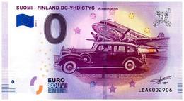 Billet Touristique - Finlande - 0 Euro - DC-YHDISTYS - (2018-1) - Autres